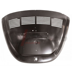 Engine lid with vents, Super Beetle and Beetle from 08/1967 and later