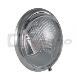 European headlight assembly Bosch, for Beetle up to 07/1967, Porsche 356 from 08/1950 to 04/1965