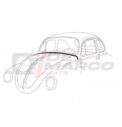 Hood seal below windscreen Beetle,Super Beetle 1302
