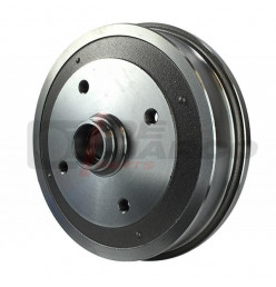 Brake drum front for Beetle from 08/1967 and later, Karmann Ghia, Buggy (4x130mm)