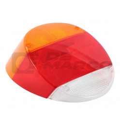 "Tail light lens Hella ""elephant foot"" for Beetle, Super Beetle 1303, Thing 181 (Top quality)"
