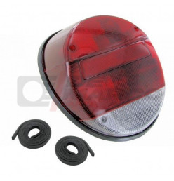 "Tail light red ""elephant foot"" for Beetle, Super Beetle 1303, Thing 181"