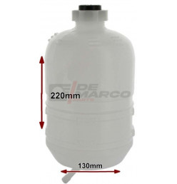Radiator expansion tank for Renault 4, R5, R6, Floride...