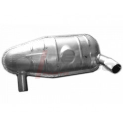 Exhaust silencer in front R4 1108cc, R4 F4, R4 F6