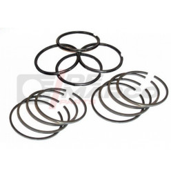 Piston ring set 2 x 2 x 3,5 for Renault 4 845cc, R5, R6...