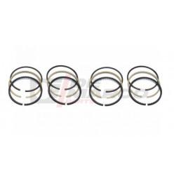 Set fasce elastiche 1,75 x 2 x 3,5 per Renault 4 956cc, R5, R8, Floride S, Caravelle