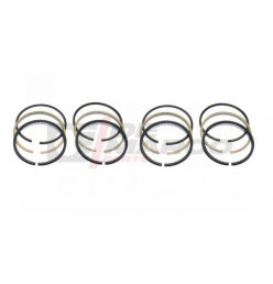 Piston ring set 2 x 2 x 3,5 per R4 1108cc, R5, R6, R8, R10, Caravelle, Estafette