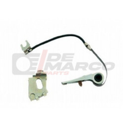 Ignition points (Ducellier type) for R4 from 1967 to 1993, R5, R6, R16, Citroen DS, CX...