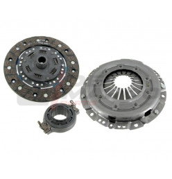 Clutch kit 200mm for Beetle, Super Beetle, Thing, Bus T2...