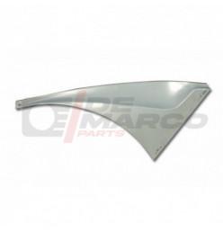 Fianchetto sinistro parafango/cofano anteriore, zincato, per Citroen 2CV