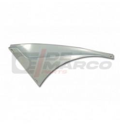 Fianchetto destro parafango/cofano anteriore, zincato, per Citroen 2CV