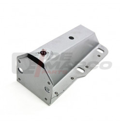 Bumper mounting bracket rear (for the high bumper 11cm) for Citroen 2CV