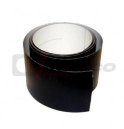 Adesivo nero (5,2cm) per paraurti posteriore alto per Citroen 2CV, Dyane