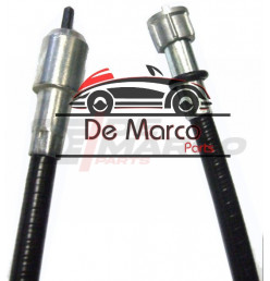 Speedometer cable for Renault 4 up to 1973