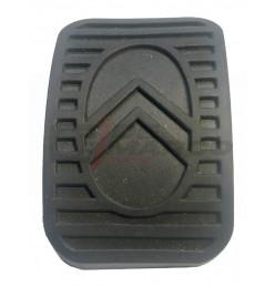 Copripedale in gomma con logo Citroen, per Citroen 2CV, Dyane, Mehari, Ami 6/8