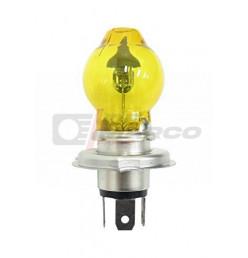 Lampadina gialla 12V H4 60/55W