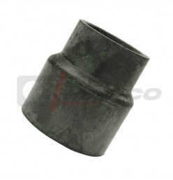 Tank neck connection rubber with fuel tank from synthetic, Citroen 2CV, Dyane, Mehari, Ami 6/8