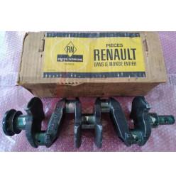 Albero motore nuovo Originale per Renault 4CV, Floride, Dauphine, R4 1° Serie