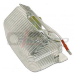 Plafoniera completa luce interna abitacolo, Citroen 2CV