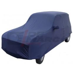 Copriauto blu specifico da interno per Renault 4