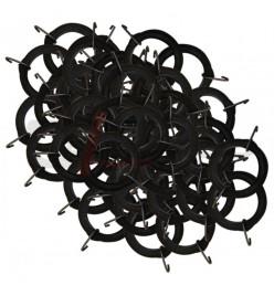 Set 50 elastici sedile per Citroen 2CV, Dyane, Ami 6/8