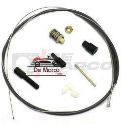 Throttle control cable Renault 4 all models (universal kit)