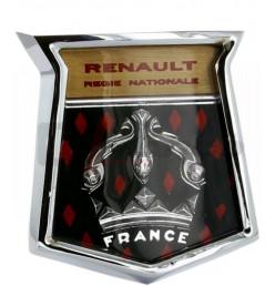Stemma anteriore in metallo per Renault Dauphine