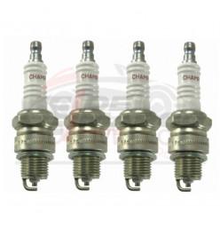 Champion spark plugs set of 4 pcs, for R4 956-1108cc, R5, R6