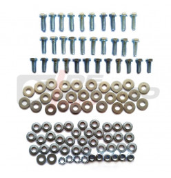 Renault 4 chassis fixing kit