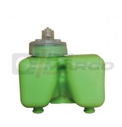 Serbatoio liquido freni LHM doppio circuito, per Citroen 2CV, Dyane, Mehari, Ami 6/8