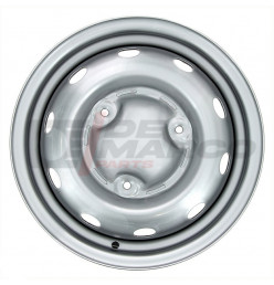 Original wheel rim grey 4.5x13 for Renault 4, R5, R6