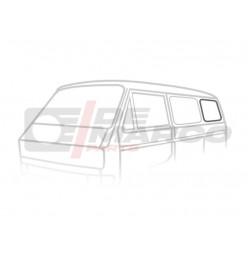 GUARNIZIONE VETRO LATERALE POSTERIORE DX/SX T25 79-92