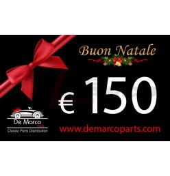 Buono regalo, BUON NATALE da 150,00 euro