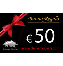 BUONO REGALO da 50,00 euro