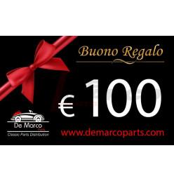 VOUCHER 100,00 euro