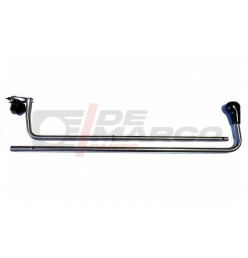 Complete gear lever kit for Renault 4, R5, R6