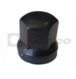 Copridado in plastica nero per Renault 4, R5, R6