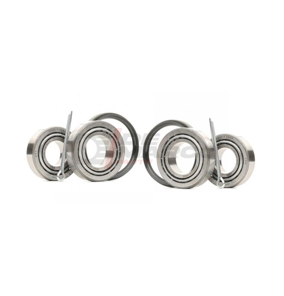 Kit cuscinetti ruote posteriori R4 dal 1976 in poi, R5, R6, R12, R14, R15, R16, R18, Fuego