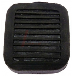 Pedal rubber, for brake and clutch pedal for Renault 4,Dauphine,Floride,Caravelle (1pcs)