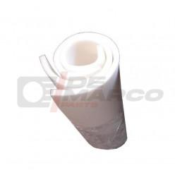 Imbottitura Gommapiuma Panca (Schienale + Sedile) Singola per Citroen 2CV, Dyane