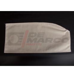 Tela imbottitura schienale anteriore/posteriore (per panca) Citroen 2CV, Dyane
