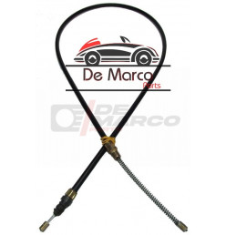Rear hand brake cable Renault 4 956cc-1108cc