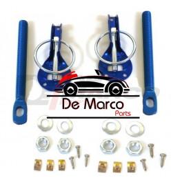 Set fissaggio cofano anteriore (Blue Style)