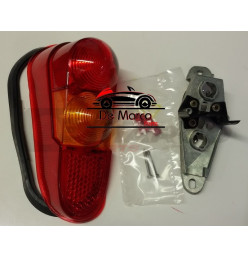 Original complete left taillight for Renault 4 from 1982