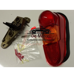Original complete right taillight for Renault 4 from 1982