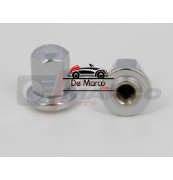 Wheel nut chromium-plated for Renault 4,R5,R6 (M10 x 1,25)
