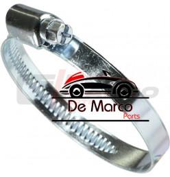 Metal clamp for fixing hoses (diameter 40-60mm)