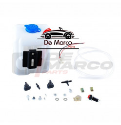 Complete 12V electric wiper tank kit