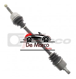 Drive shaft new complete, for R4, R5, R6