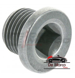 Engine oil drain plug for Renault 4, R5, R6...